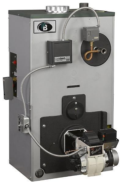 Steam Boiler: Peerless Steam Boiler