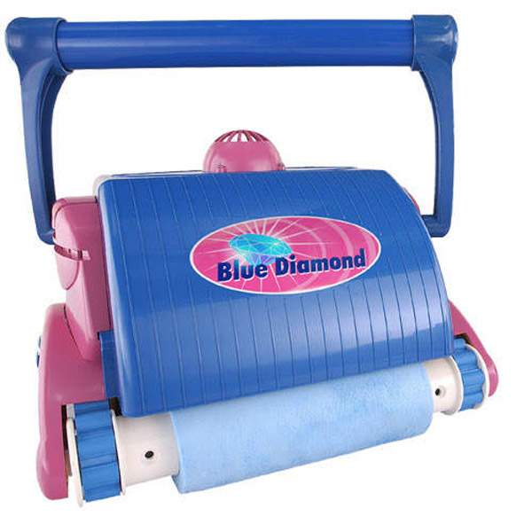 Blue diamond robotic pool cleaner review - Blue diamond pool cleaner ...