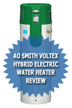 Ao Smith Voltex Hybrid Electric Water Heater Review