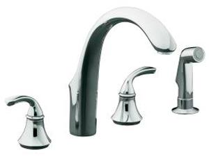 Kohler Forte Faucet Troubleshooting & Repair Guide